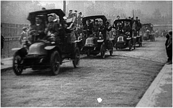 ww2 war taxis